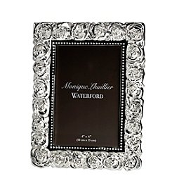 Waterford® Monique Lhuillier® Sunday Rose Picture Frame Collection