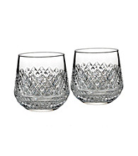 Waterford® Monique Lhuillier® Arianne Set of 2 Double Old Fashioned Glasses