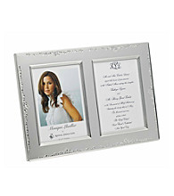 Waterford® Monique Lhuillier® Modern Love Double Invitation Frame