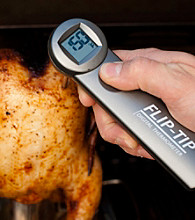 Charcoal Companion Instant Read Flip Tip™ Digital Thermometer