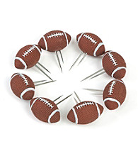 Charcoal Companion 4-pc Football Shaped Corn Holders