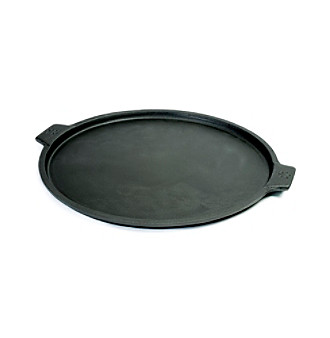 "Charcoal Companion 14"" Cast Iron Pizza Pan"
