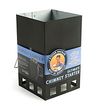 Steven Raichlen Best of Barbeque™ Ultimate Square Chimney Starter