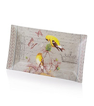 Crystal Clear® Notions Goldfinch Tray