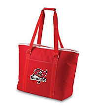 Picnic Time® NFL® Tampa Bay Buccaneers Tahoe Digital Print Extra Large Insulated Cooler Tote