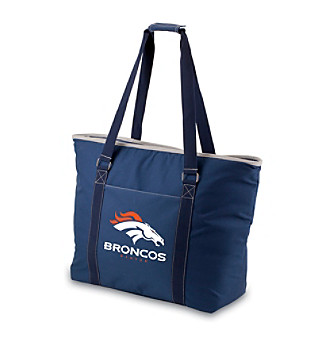 Picnic Time® NFL® Denver Broncos Tahoe Digital Print Extra Large Insulated Cooler Tote