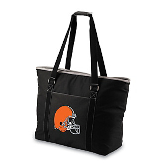 Picnic Time® NFL® Cleveland Browns Tahoe Digital Print Extra Large Insulated Cooler Tote