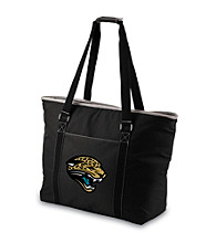 Picnic Time® NFL® Jacksonville Jaguars Tahoe Digital Print Extra Large Insulated Cooler Tote