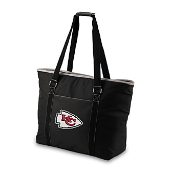 Picnic Time® NFL® Kansas City Chiefs Tahoe Digital Print Extra Large Insulated Cooler Tote