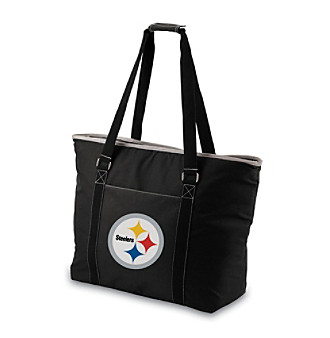 Picnic Time® NFL® Pittsburgh Steelers Tahoe Digital Print Extra Large Insulated Cooler Tote