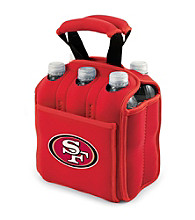 Web exclusive! Beach or patio party, bring the Six Pack along to keep your beverages cold.
