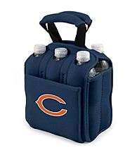 Picnic Time® NFL® Chicago Bears Six Pack Digital Print Insulated Holder