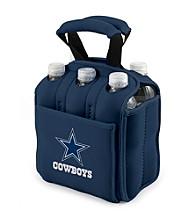 Picnic Time® NFL® Dallas Cowboys Six Pack Digital Print Insulated Holder