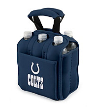 Picnic Time® NFL® Indianapolis Colts Six Pack Digital Print Insulated Holder