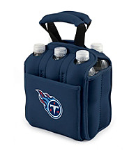 Picnic Time® NFL® Tennessee Titans Six Pack Digital Print Insulated Holder