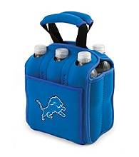 Picnic Time® NFL® Detroit Lions Six Pack Digital Print Insulated Holder