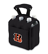 Picnic Time® NFL® Cincinnati Bengals Six Pack Digital Print Insulated Holder