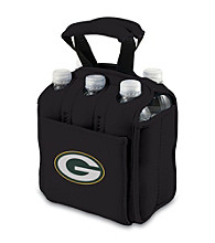 Picnic Time® NFL® Green Bay Packers Six Pack Digital Print Insulated Holder