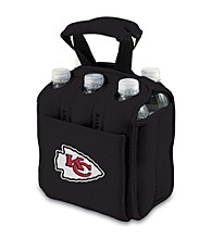Picnic Time® NFL® Kansas City Chiefs Six Pack Digital Print Insulated Holder