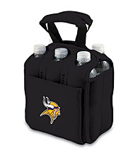 Picnic Time® NFL® Minnesota Vikings Six Pack Digital Print Insulated Holder
