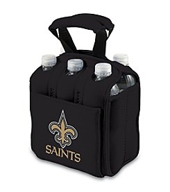 Picnic Time NFL® New Orleans Saints Six-Pack Insulated Holder