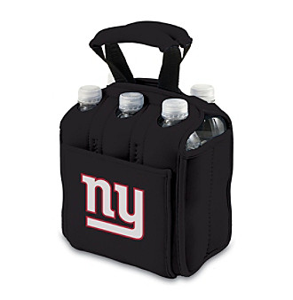 Picnic Time® NFL® New York Giants Six Pack Digital Print Insulated Holder