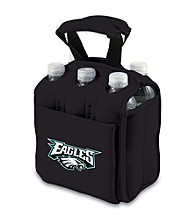 Picnic Time® NFL® Philadelphia Eagles Six Pack Digital Print Insulated Holder
