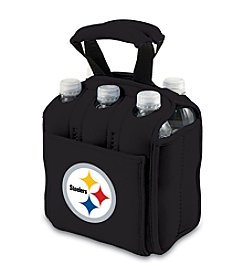 Picnic Time NFL® Pittsburgh Steelers Six-Pack Insulated Holder