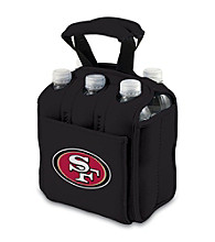 Picnic Time® NFL® San Francisco 49ers Six Pack Digital Print Insulated Holder