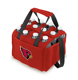 Picnic Time® NFL® Arizona Cardinals Twelve Pack Digital Print Insulated Holder