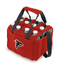 Picnic Time® NFL® Atlanta Falcons Twelve Pack Digital Print Insulated Holder