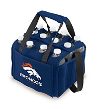 Picnic Time® NFL® Denver Broncos Twelve Pack Digital Print Insulated Holder