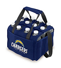Picnic Time® NFL® San Diego Chargers Twelve Pack Digital Print Insulated Holder