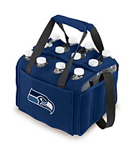 Picnic Time® NFL® Seattle Seahawks Twelve Pack Digital Print Insulated Holder