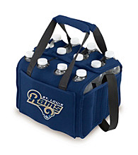 Picnic Time® NFL® St. Louis Rams Twelve Pack Digital Print Insulated Holder