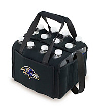Picnic Time® NFL® Baltimore Ravens Twelve Pack Digital Print Insulated Holder
