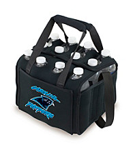 Picnic Time® NFL® Carolina Panthers Twelve Pack Digital Print Insulated Holder