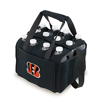 Picnic Time® NFL® Cincinnati Bengals Twelve Pack Digital Print Insulated Holder