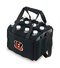 Picnic Time® NFL® Cincinnati Bengals Twelve Pack Digital Print Insulated Holder