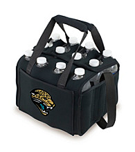 Picnic Time® NFL® Jacksonville Jaguars Twelve Pack Digital Print Insulated Holder