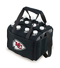 Picnic Time® NFL® Kansas City Chiefs Twelve Pack Digital Print Insulated Holder