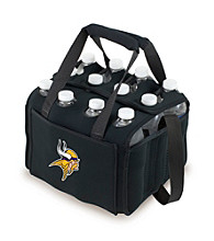 Picnic Time® NFL® Minnesota Vikings Twelve Pack Digital Print Insulated Holder
