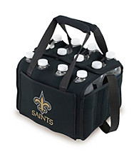 Picnic Time® NFL® New Orleans Saints Twelve Pack Digital Print Insulated Holder