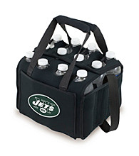 Picnic Time® NFL® New York Jets Twelve Pack Digital Print Insulated Holder