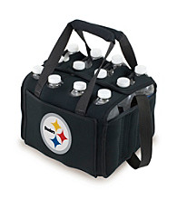 Picnic Time® NFL® Pittsburgh Steelers Twelve Pack Digital Print Insulated Holder