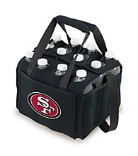 Picnic Time® NFL® San Francisco 49ers Twelve Pack Digital Print Insulated Holder