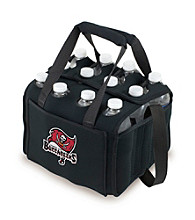 Picnic Time® NFL® Tampa Bay Buccaneers Twelve Pack Digital Print Insulated Holder