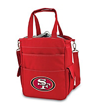Picnic Time® NFL® San Francisco 49ers Activo Digital Print Insulated Cooler Tote