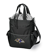 Picnic Time® NFL® Baltimore Ravens Activo Digital Print Insulated Cooler Tote