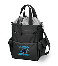 Picnic Time® NFL® Carolina Panthers Activo Digital Print Insulated Cooler Tote
